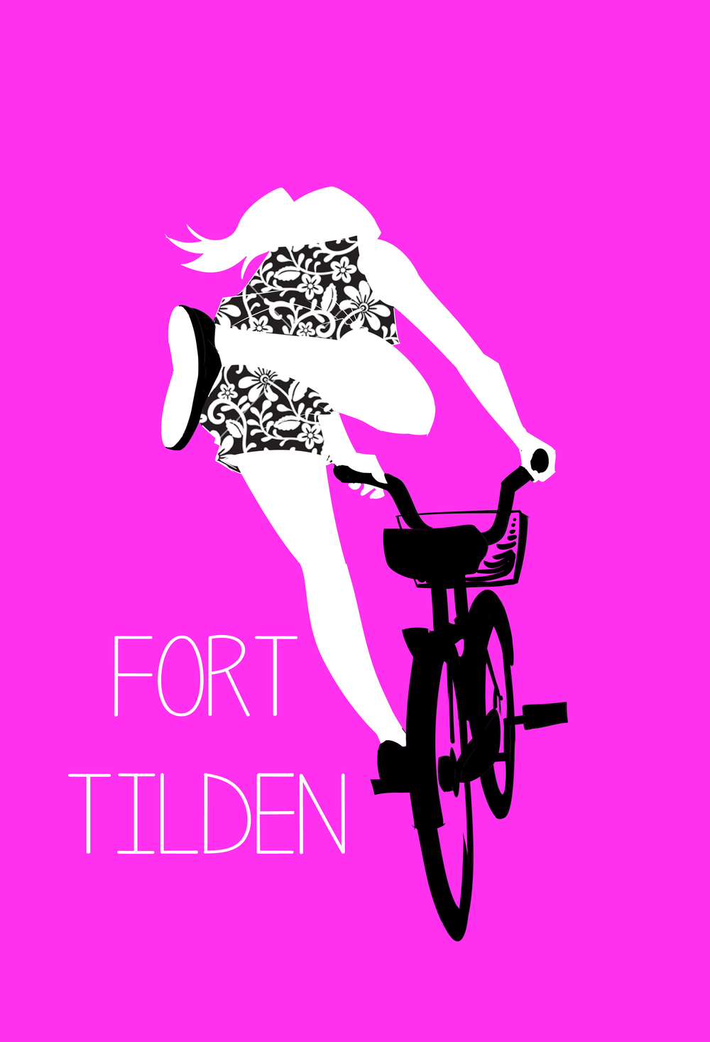 Fort Tilden Alternate Movie Poster by Ben Matsuya