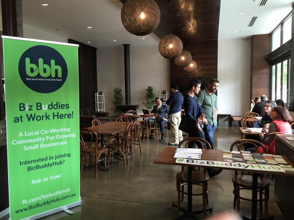 Image: BizBuddyHub, Point Cook bizbuddyhub.com.au