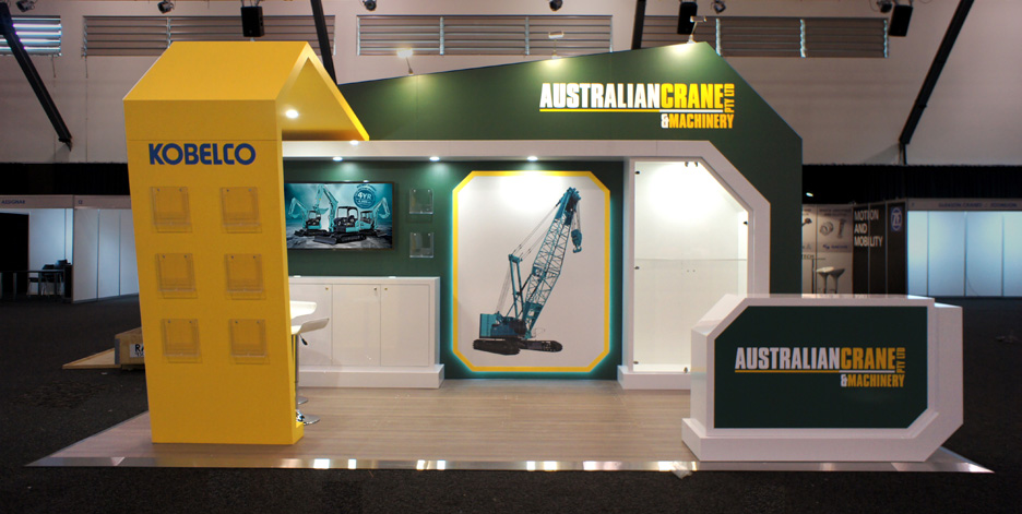 AUSTRALIAN CRANE & MACHINERY