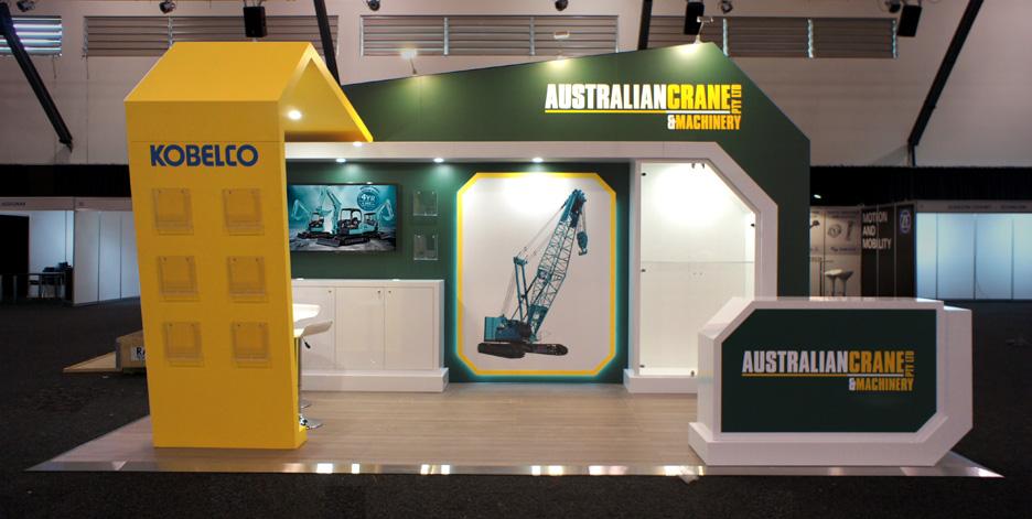 AUSTRALIAN CRANE & MACHINERY