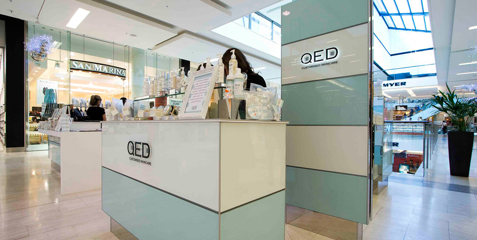 QED CUSTOMISED SKINCARE