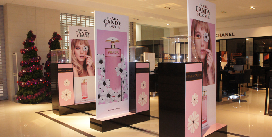 DAVID JONES- PRADA CANDY