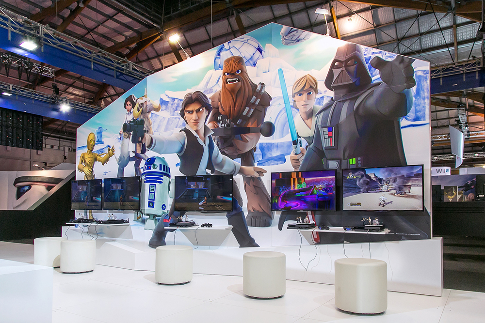 Sony Playstation - EB Games 2015