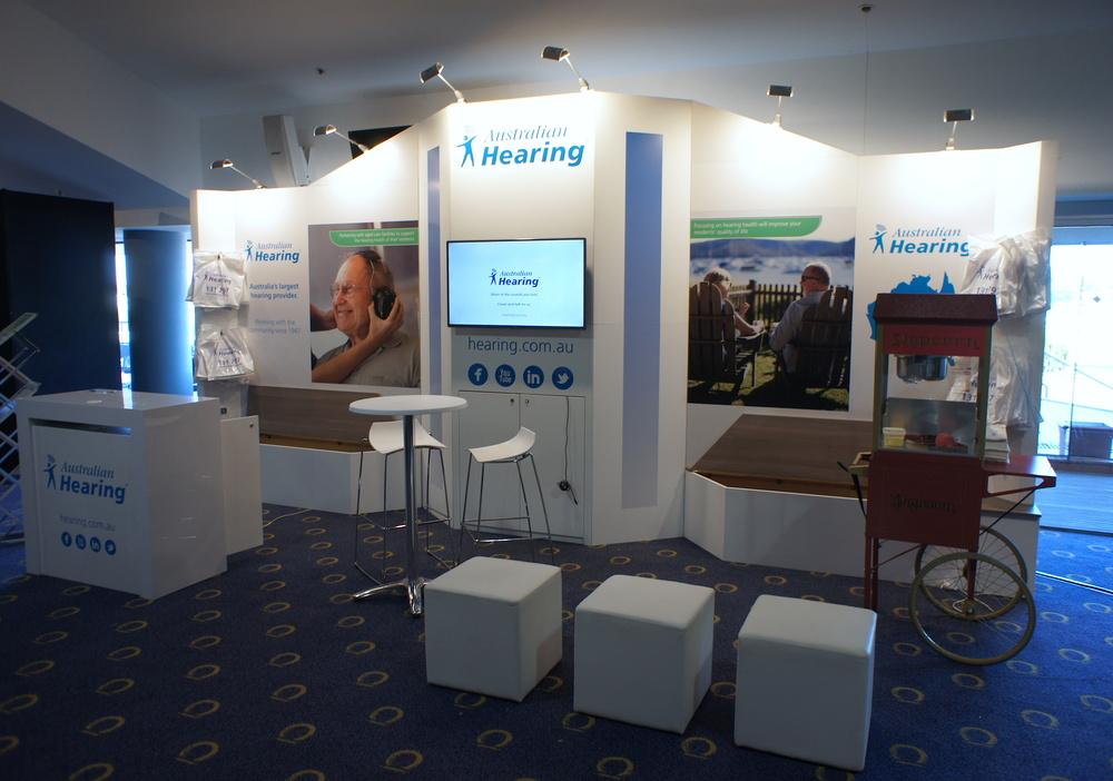 Australian Hearing - LASA 2015