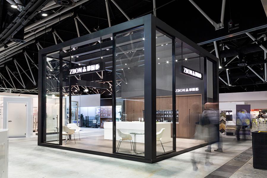 ZBOM Cabinets at Design Build 17
