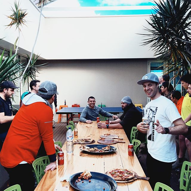 DisplayWise has grown by 5 new team members this August! To welcome the new staff we hosted a Table Tennis Championship with some delicious wood fired pizza by @theitalianjobcateringco