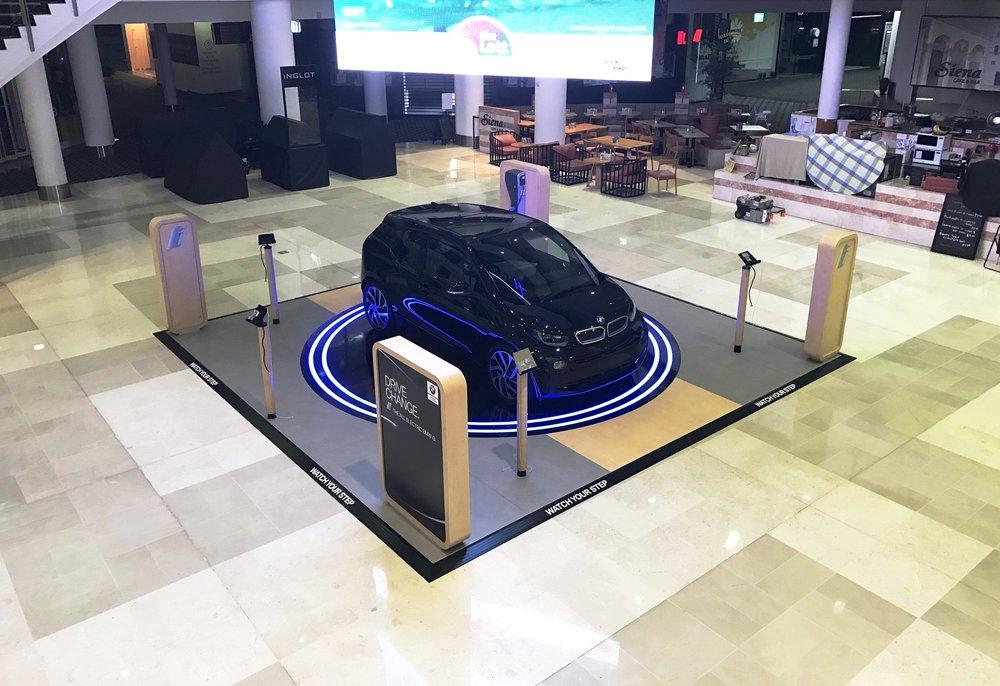 BMW Roashow
