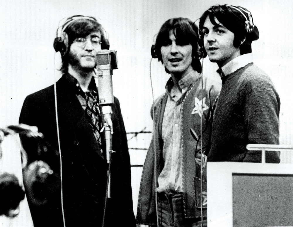 Beatles with U47