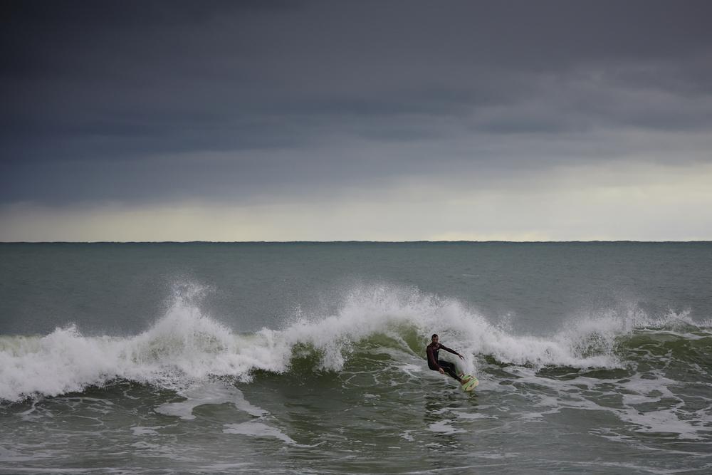 Raglan surf
