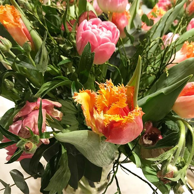 Blomsterarrangemang på Viasat Sales Award #bubblesandbrunch #bubblesevent #vsa2018