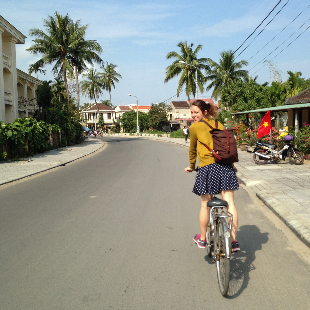 CHEF Rides In Hoi An