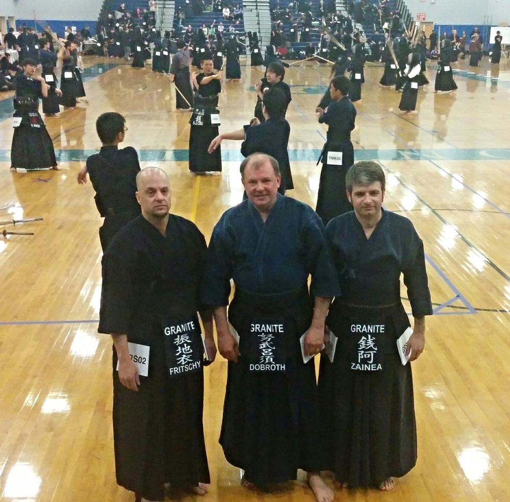 Garden State Kendo Tournament, Union City NJ, April 18th 2015