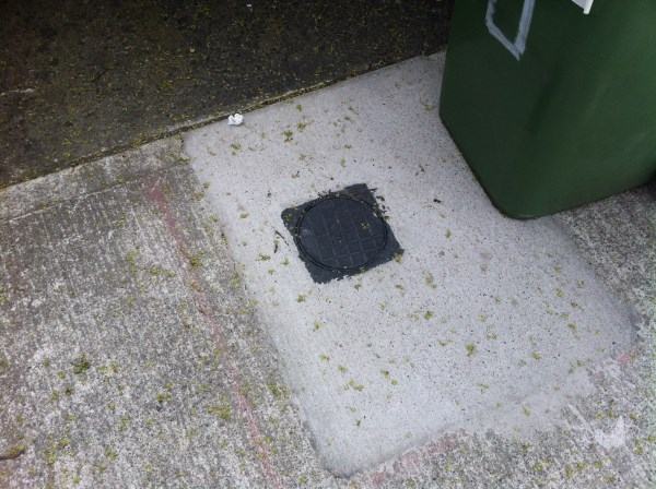 water meter box cover