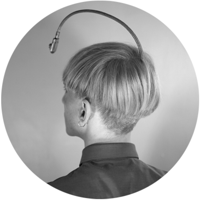 Neil Harbisson   Co-Founder   The Cyborg Foundation