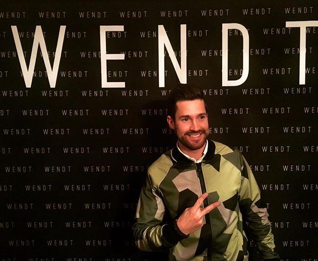 Idag hade @wendtclothing releasefest för sin grymt snygga klädkollektion bestående av dressade träningskläder! #wendt #wendtclothing #wendtclothingreleaseparty #athleisure #uppsala