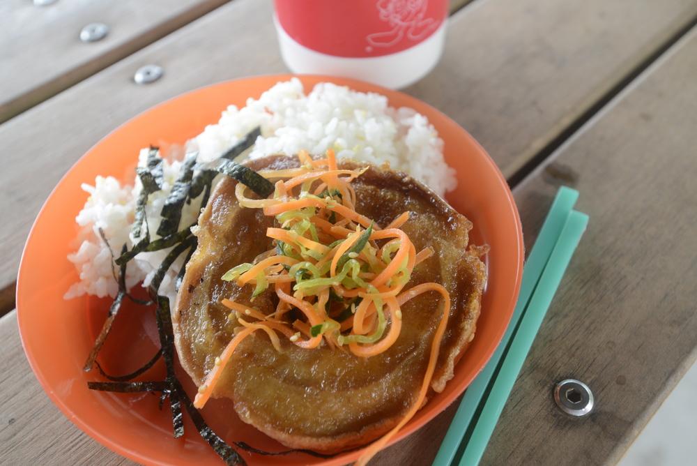 株式会社 スロー風土    ナチュ村  からのオーガニック食品。こどももお腹いっぱいパクつきました!