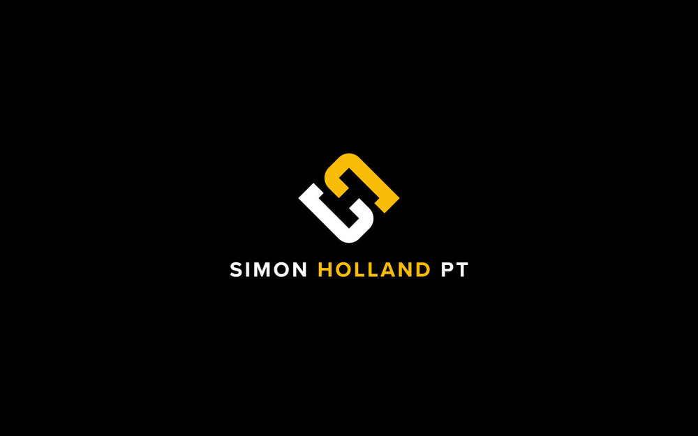 a personal brand for a personal trainer logo design and personal