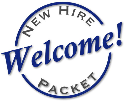 New Hire Package