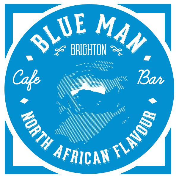 The Blue Man
