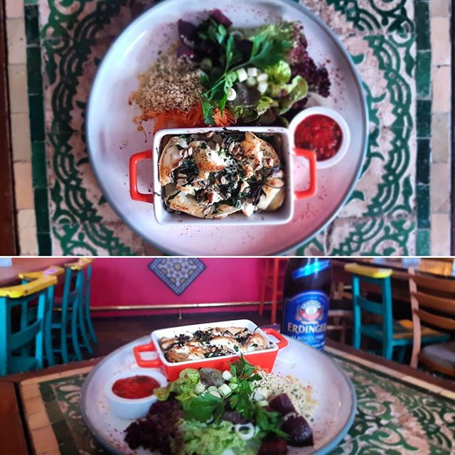 Special North African Chicken Gratin! . . . #meat #meatlover #brightonandhove #brighton #brightonfood #getinmybelly #food #foodporn #foodinbrighton #southeast