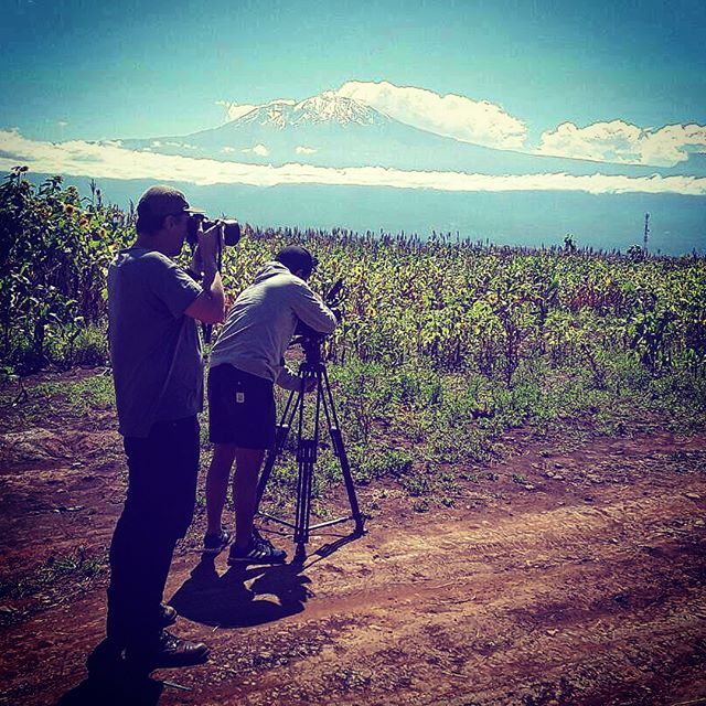 Tanzania really captivated the C&B crew. . . . . . . #behindthescenes #Canon #canon5Dmarkiii #zeisslens #photography #bts #film #documentary #Tanzania #kilimanjaro #primelens #reddigitalcinema #R3D #helium8k #redcameras #moshi #canonprime