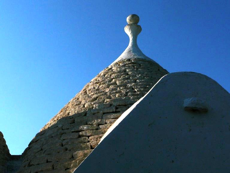 Trullo shapes