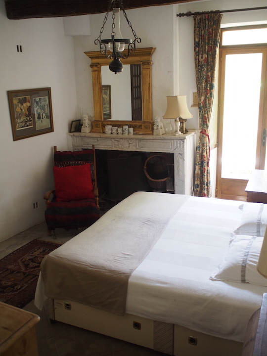 Bedroom 1 (ground floor)