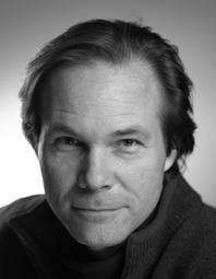 Portrait of staff writer, Joel Bourne.