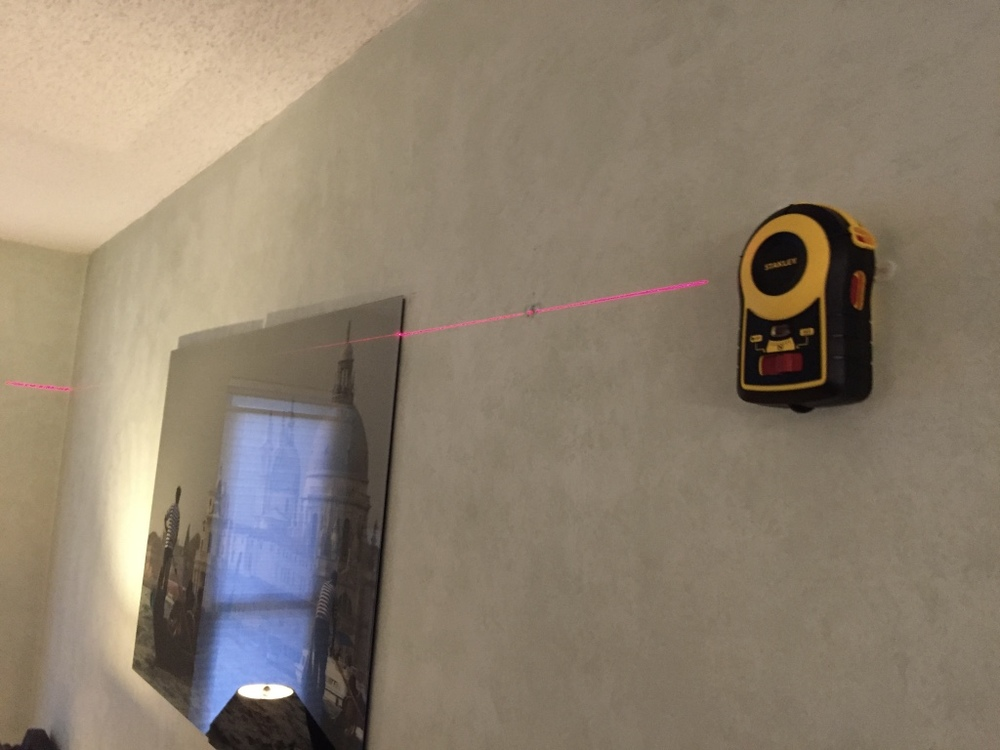 A Laser Level