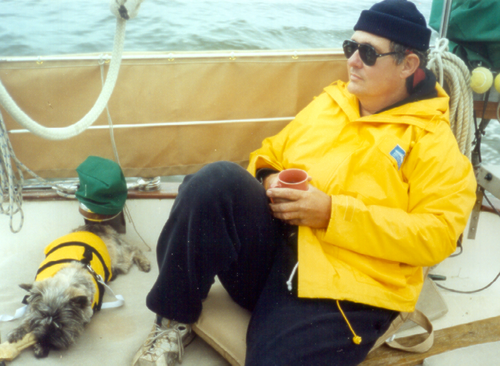 Small Boat Cruisers - 20 yrs (with Seaman Scruffy)