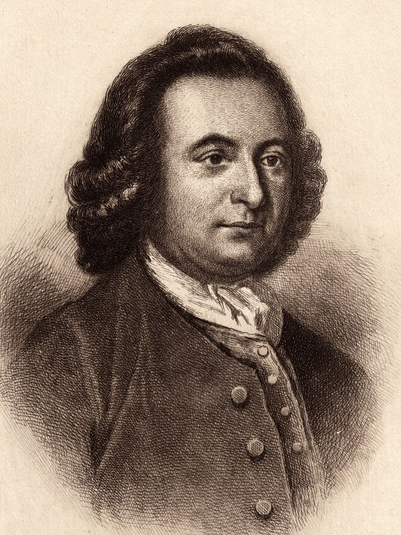 George Mason by By Albert Rosenthal, courtesy of Wikimedia and the National Library of Congress