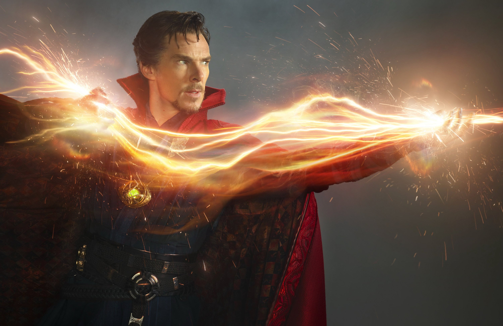 First Look at MARVEL'S Doctor Strange Trailer