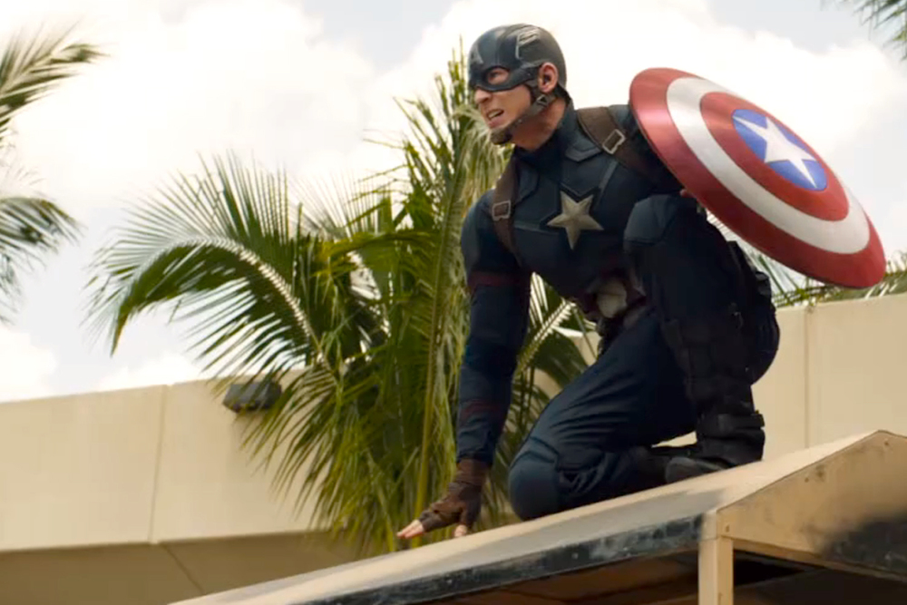 DYING TO SEE CIVIL WAR? Check out this new clip!