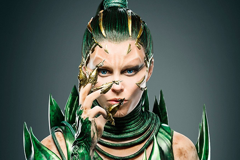FIRST LOOK! Elizabeth Banks as Rita Repulsa!