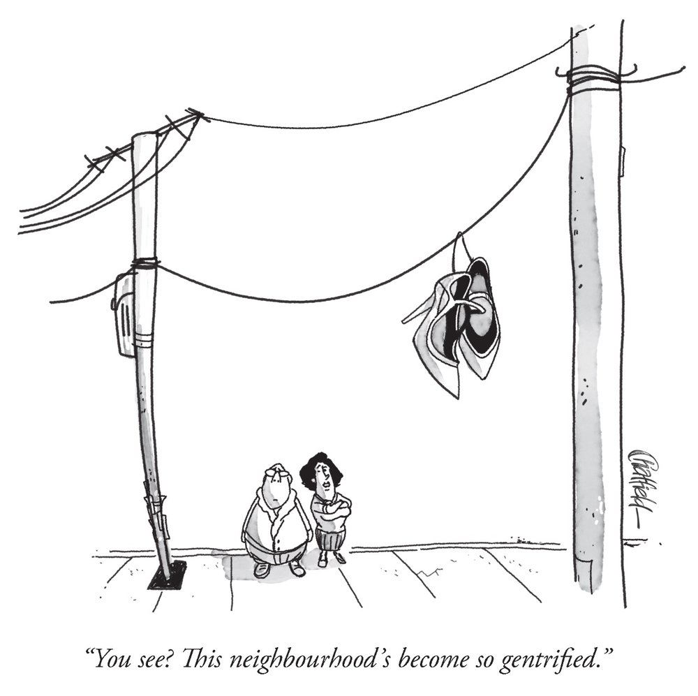 jason chatfield new yorker cartoon gentrification