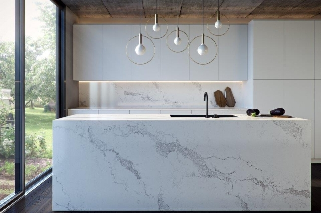COUNTERTOPS & STONE SURFACES