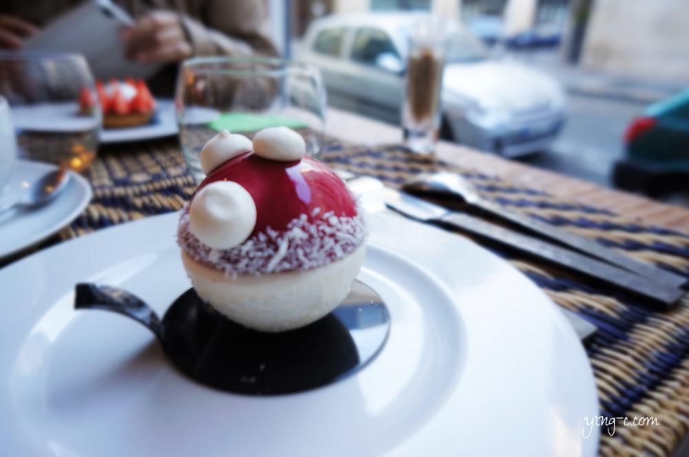 造型可愛、創新的甜點,是每次造訪時都會有的驚喜。