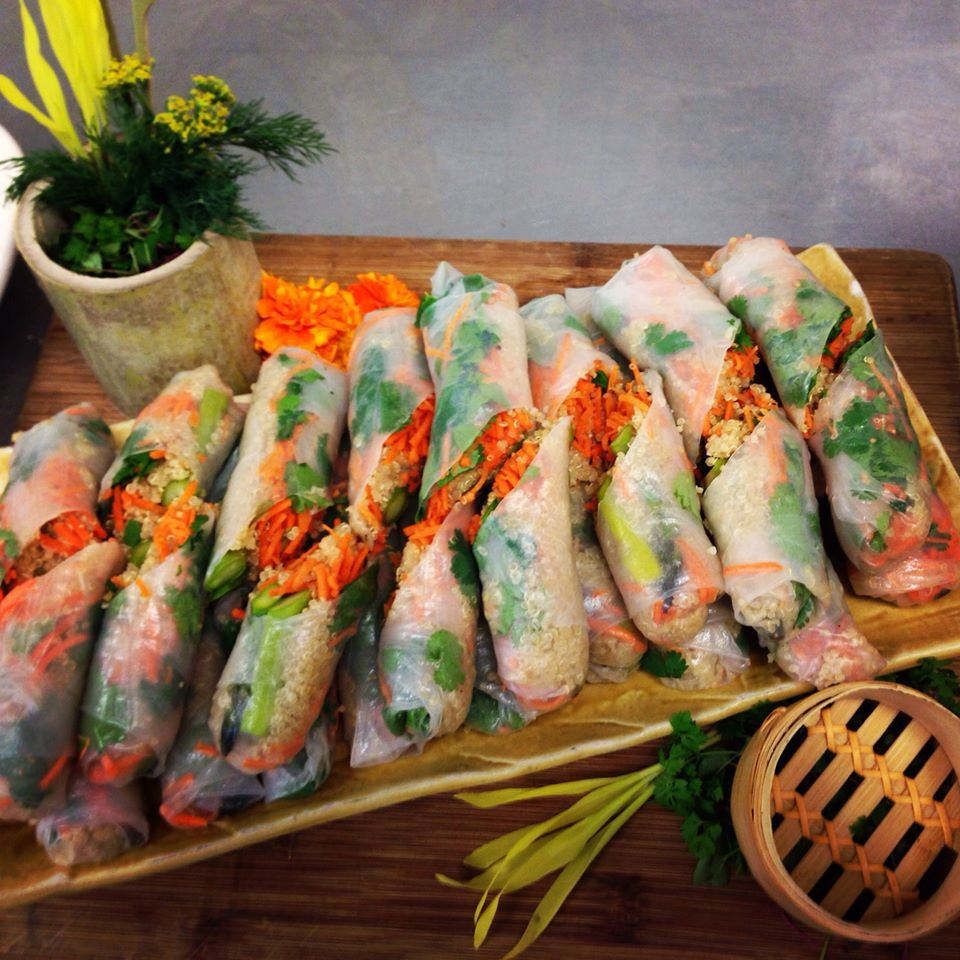 Vietnamese Rolls