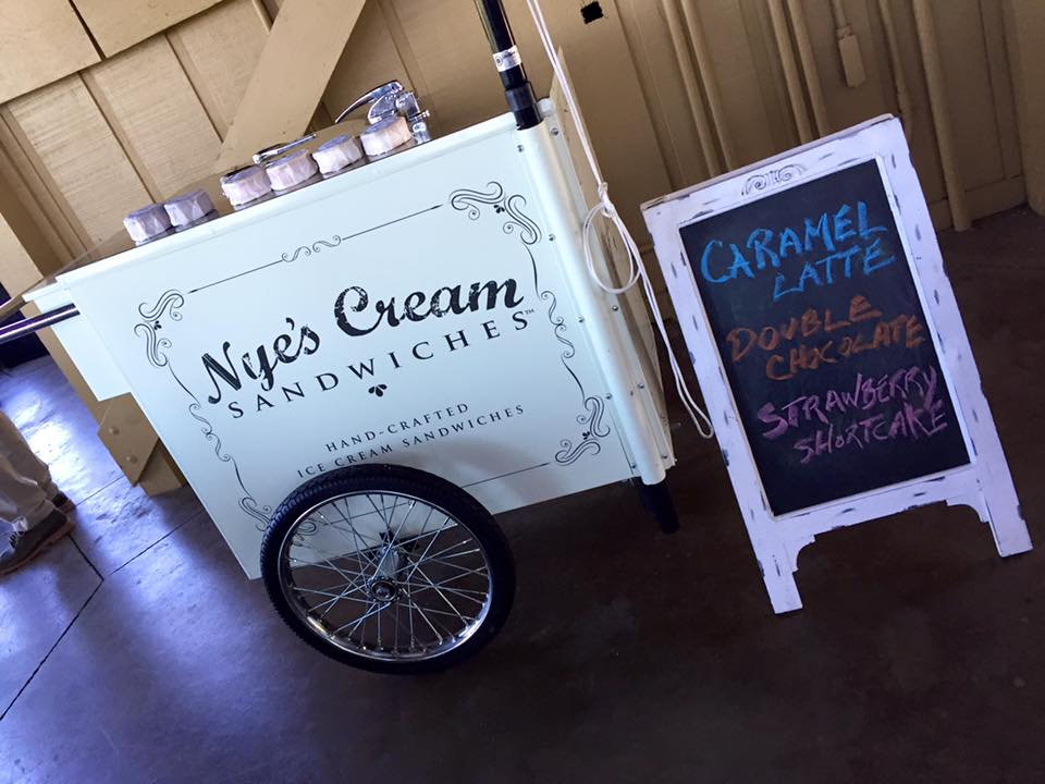 Nye's Ice Cream Sandwich Cart