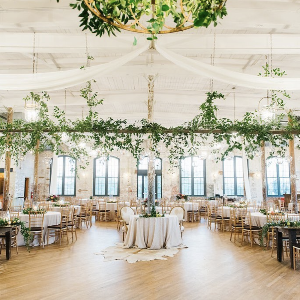 One of Charleston's most coveted private event venues, featuring an open, airy space defined by historic accents. Perfect for all of life's best celebrations.