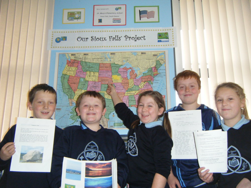 St. Dallans Primary School Newry & Mourne District Council and Down District Council, Northern Ireland