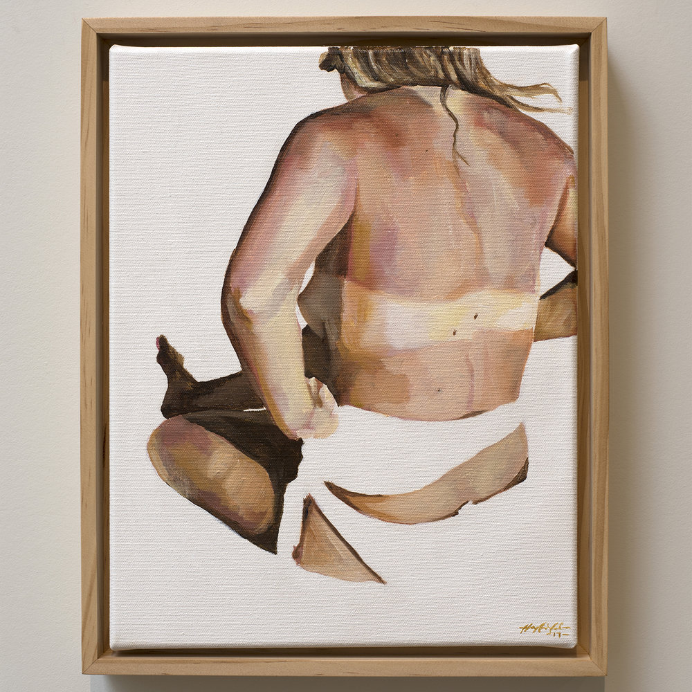 small_ryan-haylee-11x14-Nude with tan lines on white, Back-oil and acrylic on canvas-$800-2017.jpg