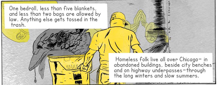 Jamie Hibdon, Comics