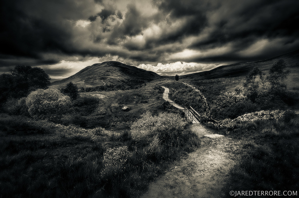 West Highland Way: Trail