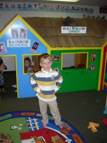 The Preschool Learning Center