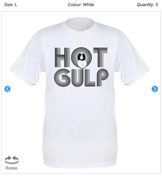 T- Shirt White.png