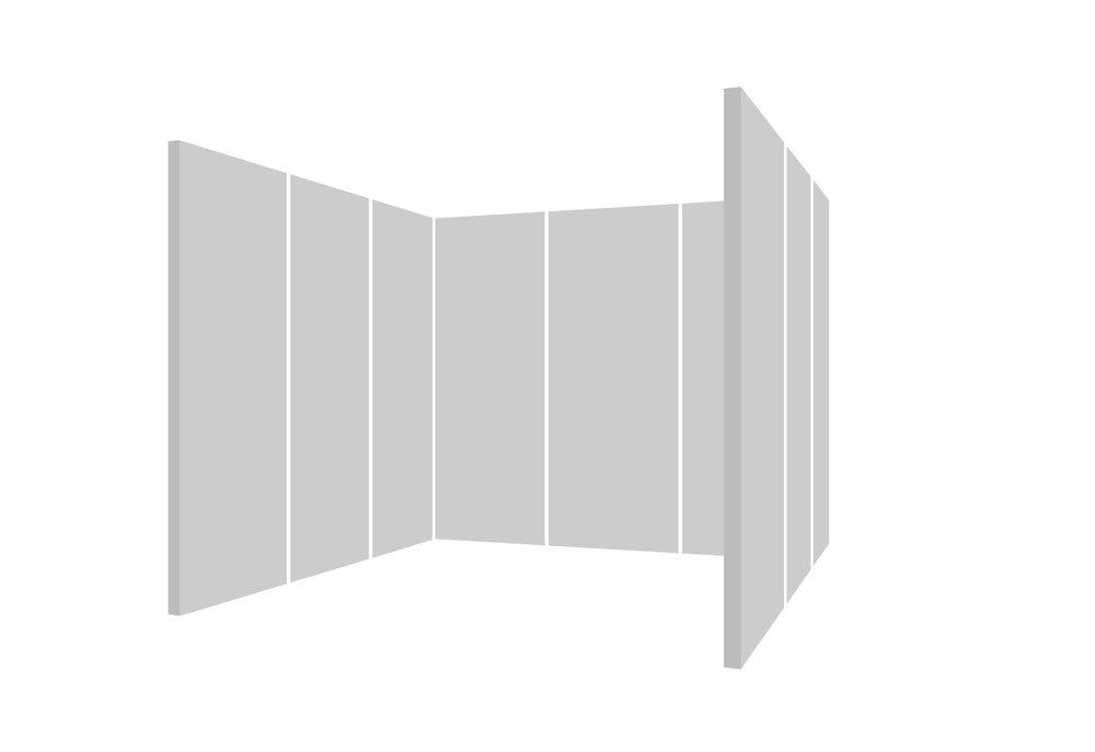Trade Show Modular Walls