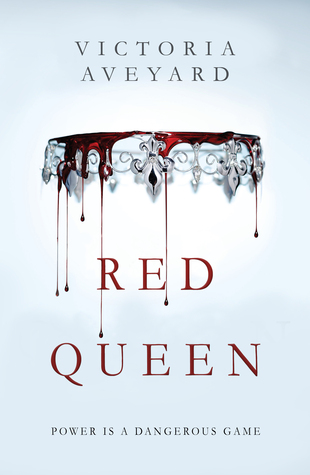 "A Love Worth Living For Blog and Shop | Red Queen by Victoria Aveyard Book Review - ""Red Queen does't quite live up to the hype. """