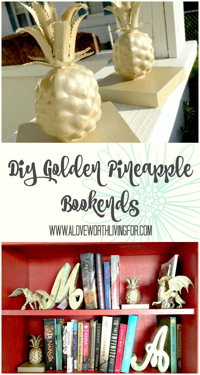 I am on a mission to get more metallic accents into my home! This DIY is perfect for adding any accent color or metallic to your space! Plus the supplies are super cheap!(: