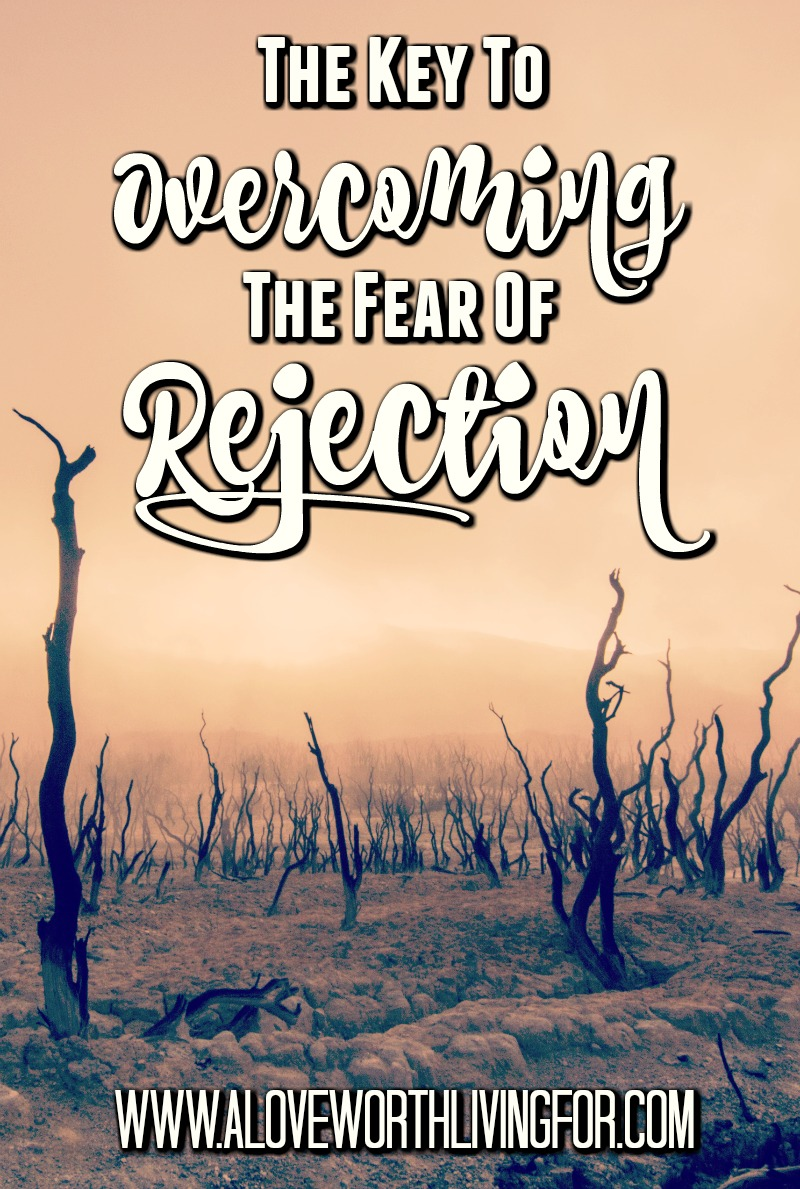 You have to know that rejection is inevitable as long as we are in the world with people. The Good News is that there is hope! We CAN leave free from fear! Here's how.